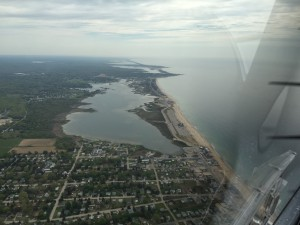Beach in Westerly