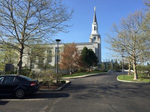 Church of Jesus Christ Temple in Belmont MA